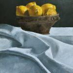 208 Bowl with Lemons