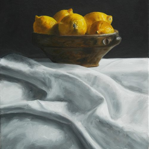 177. Bowl with Lemons