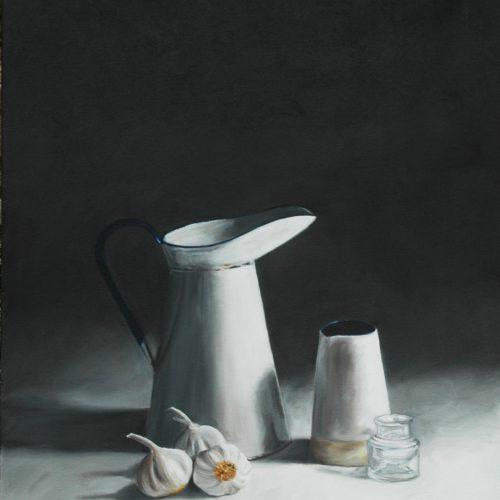 180. Water Jug & Garlic