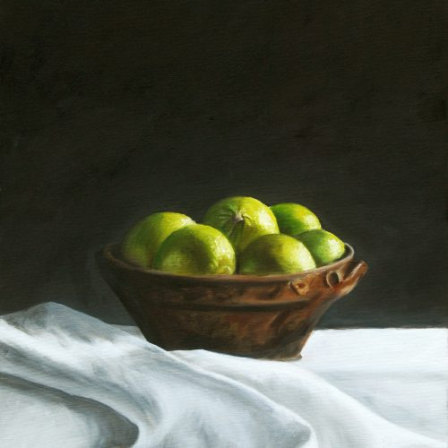 182. Bowl of Limes