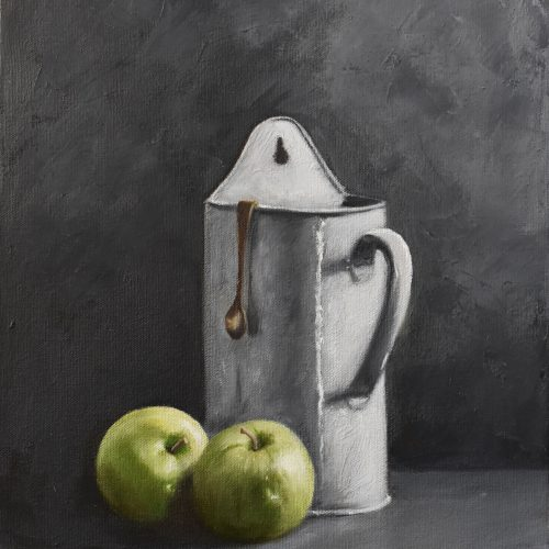 202. Apples with Water Jug