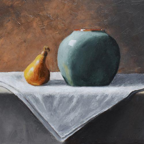 205. Gourd & Vase