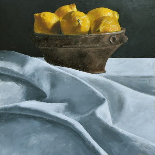 208. Bowl with Lemons