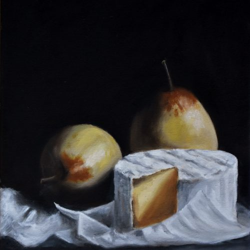 223. Pears with Cheese