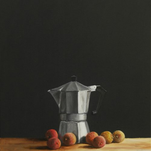 175. Coffee & lychees