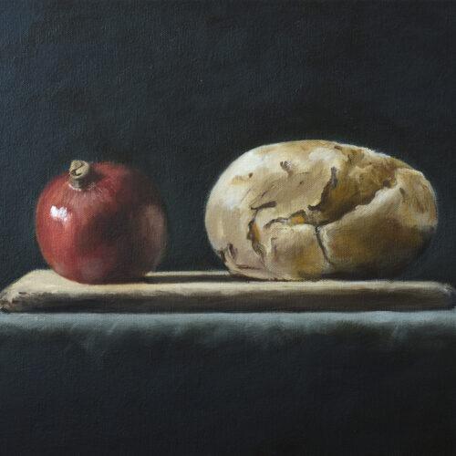 283 Pomegranate & Bread