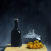288 Bottle & Physalis