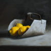 292 Corn scoop with Lemons
